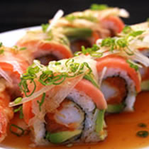 Tokyo Special Roll